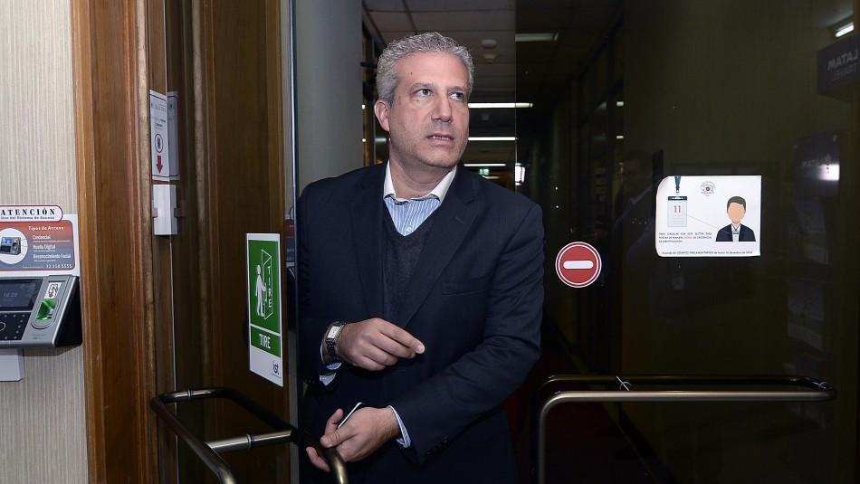 Exdiputado Ricardo Rincón explica su detención durante Cuarentena: