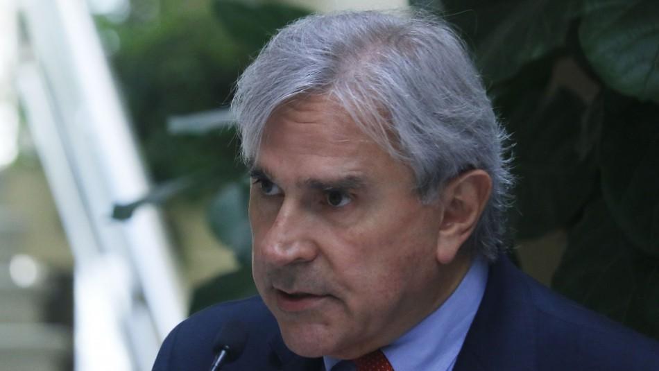 Senador Iván Moreira respalda un tercer retiro: