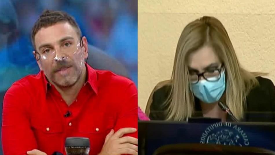 José Antonio Neme y propuesta de Pamela Jiles: