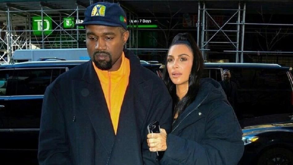 Kim Kardashian y Kanye West solicitan custodia compartida de sus hijos sin manutención conyugal