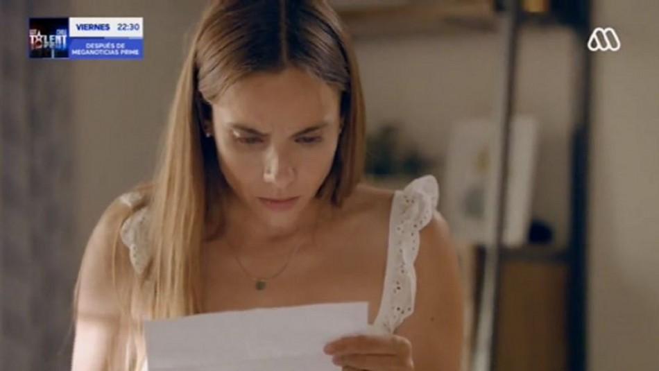 Edificio Corona: Javiera descubrió la infidelidad de Germán gracias a una carta