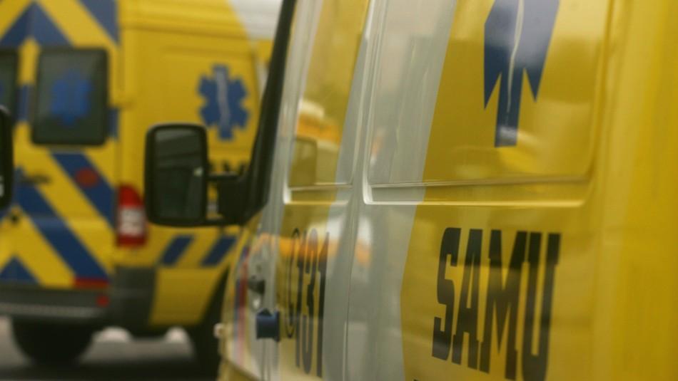 Muere TENS del Hospital de Ovalle tras grave accidente de tránsito en Río Hurtado