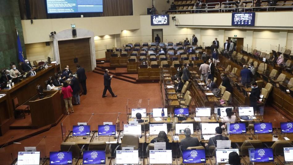 Tercer retiro del 10%: Cámara aprueba el proyecto y lo despacha al Senado