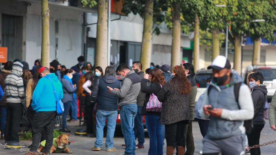 La Región Metropolitana se mantiene en cuarentena total tras anuncios del plan Paso a Paso