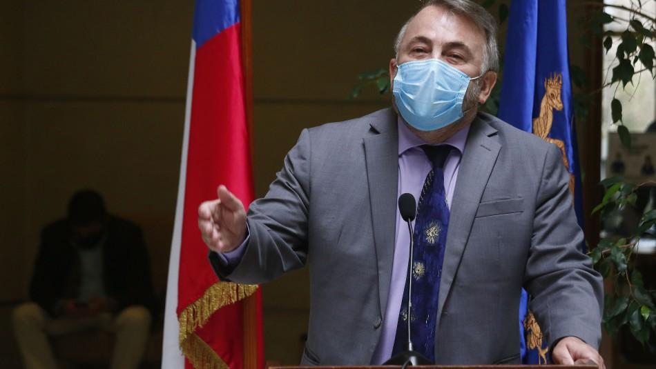Diputado Pepe Auth se opone al retiro de fondos AFP.