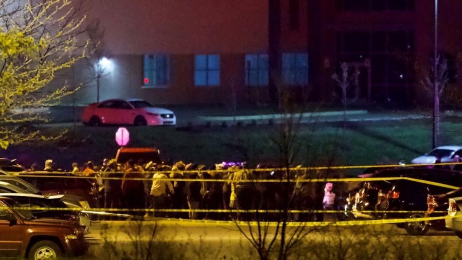 Varias personas resultaron heridas en un tiroteo en Estados Unidos
