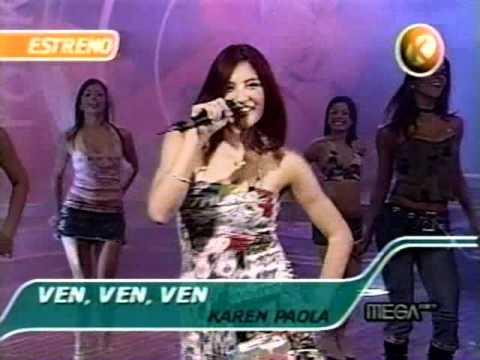 Karen Bejarano en Mekano