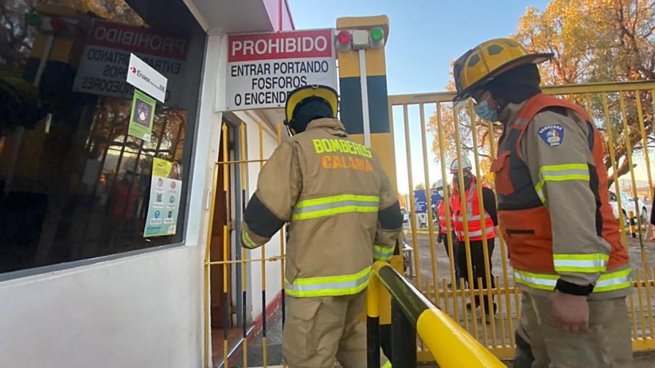 Explosión en Calama: Enaex confirma dos trabajadores lesionados y anuncia investigación