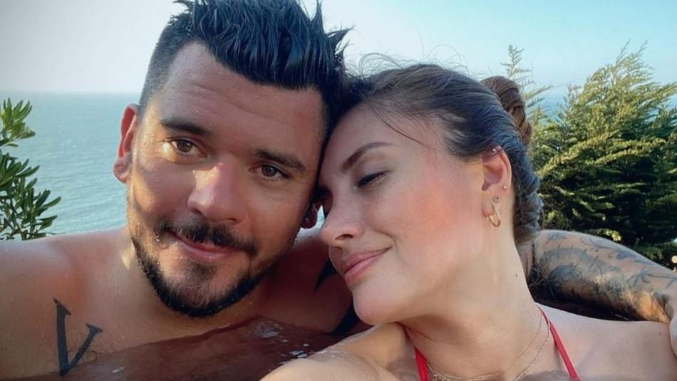 Karen Bejarano y Juan Pedro Verdier