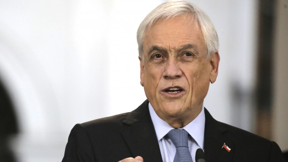 Piñera confirma que irá al TC por tercer 10%: