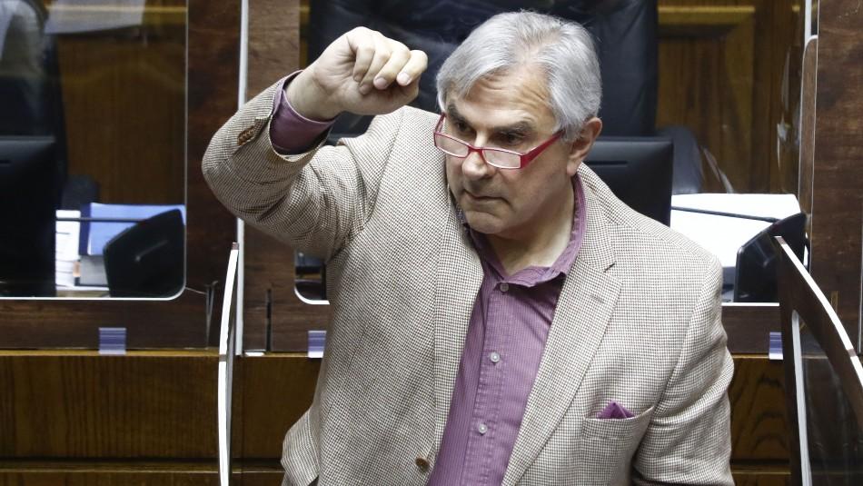 Senador Moreira dice que tercer retiro está listo.