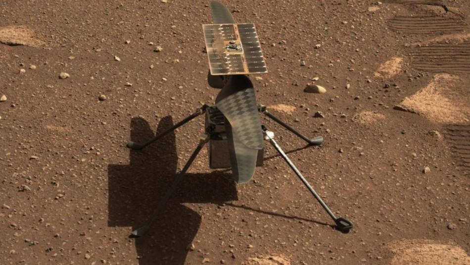 Primer vuelo del mini helicóptero Ingenuity de la NASA en Marte podría realizarse el lunes