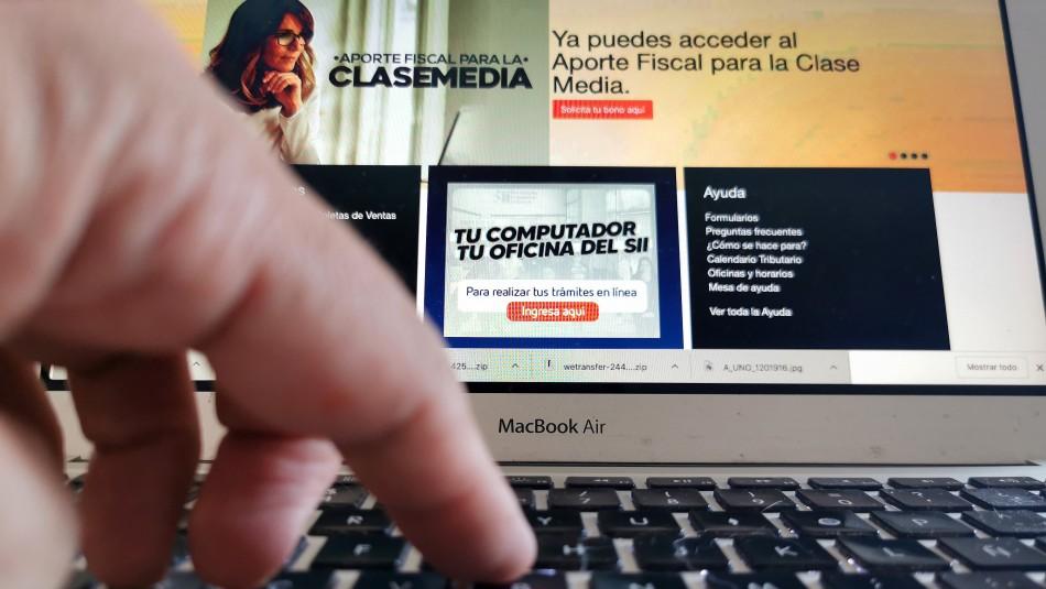 Bono Clase Media 2021: SII ha aceptado más de 570 mil solicitudes para acceder al beneficio
