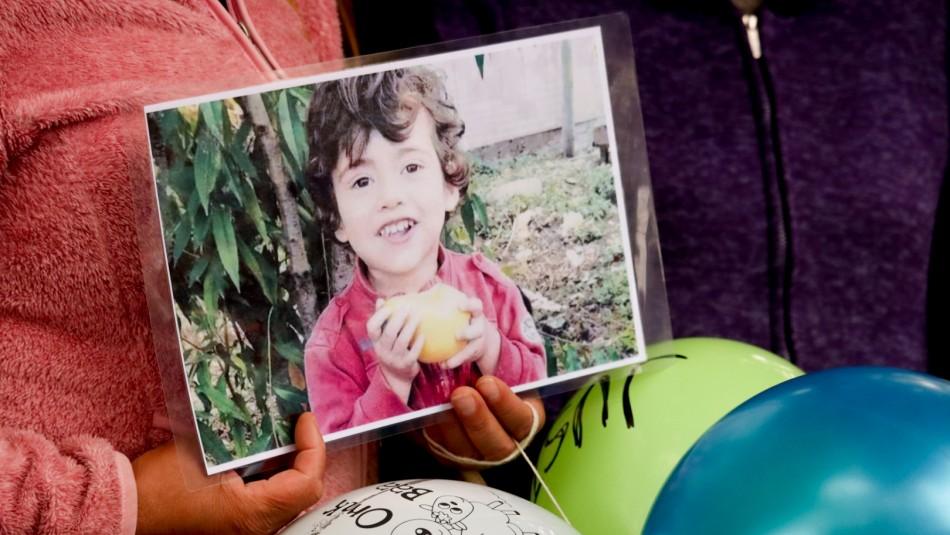 Caso Tomás Bravo: Padre expresa su