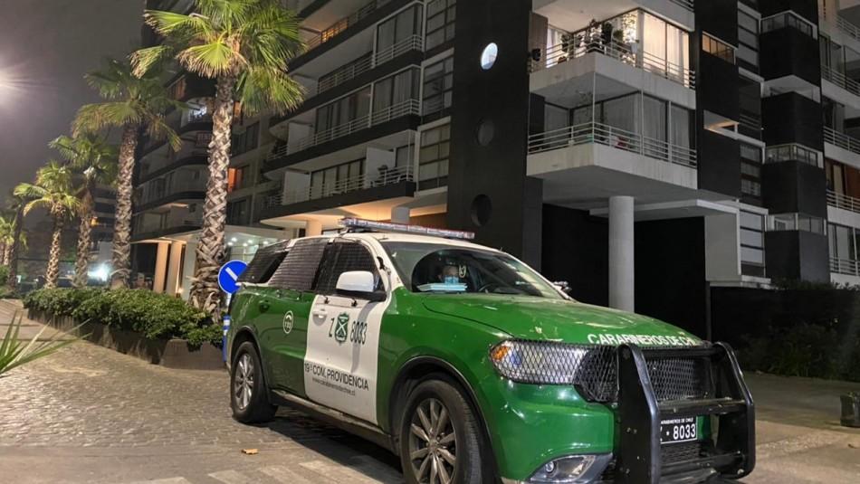 Intentaron esconderse: Detiene a siete personas en fiesta clandestina en Providencia