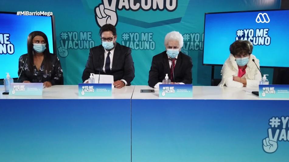 El ministro Paris, la subsecretaria Daza y el Dr. Ugarte volvieron a hacer reír en