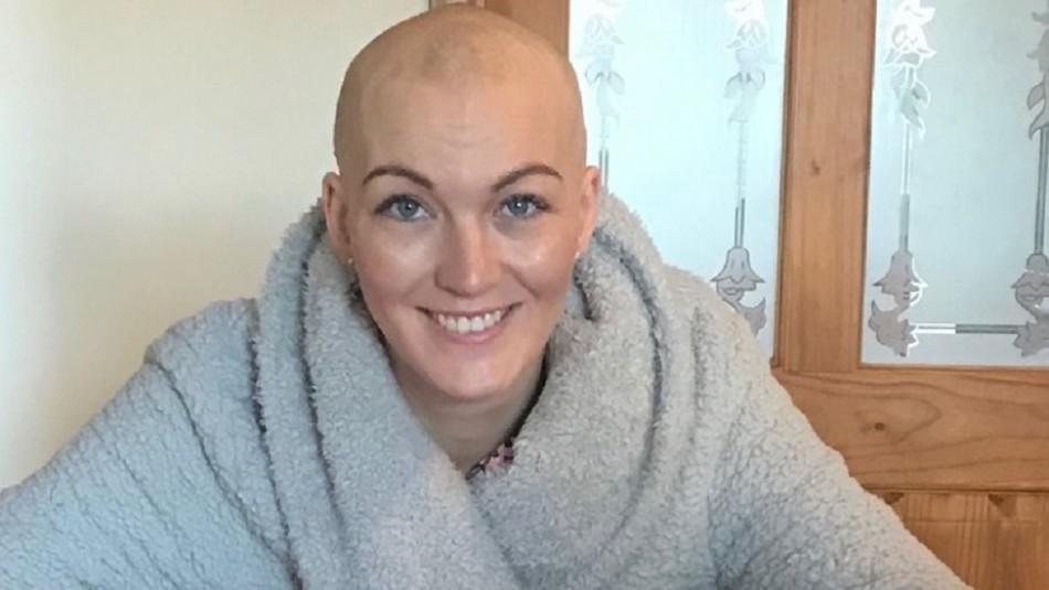 Una joven madre sufre un incurable cáncer tras retraso de siete meses en diagnóstico