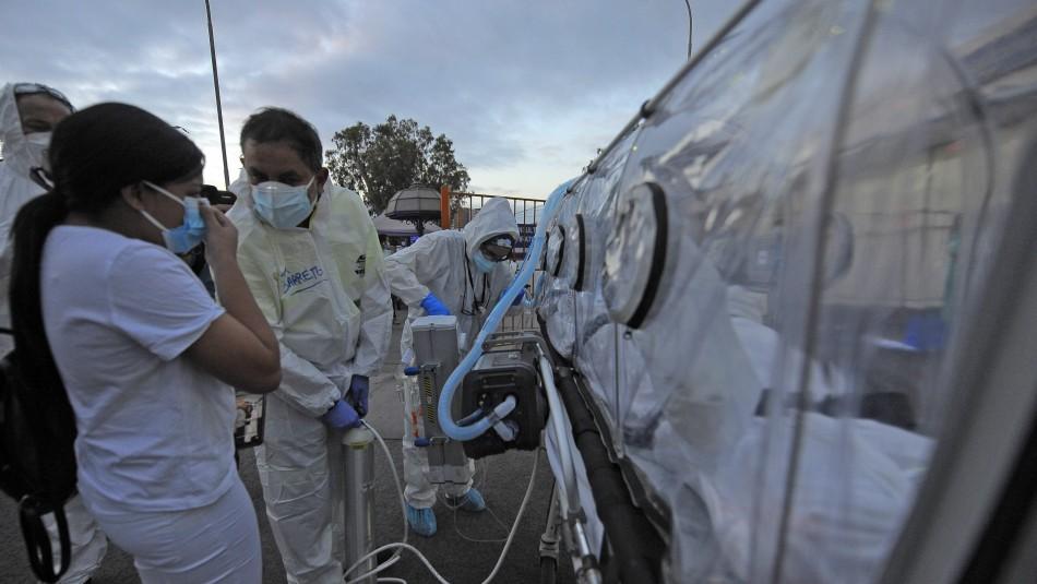 Minsal: Se reportan 7.294 nuevos contagios y 122 fallecidos en las últimas 24 horas