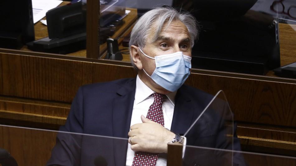 Posible tercer retiro: Senador Moreira revela conversación privada con el Presidente Piñera