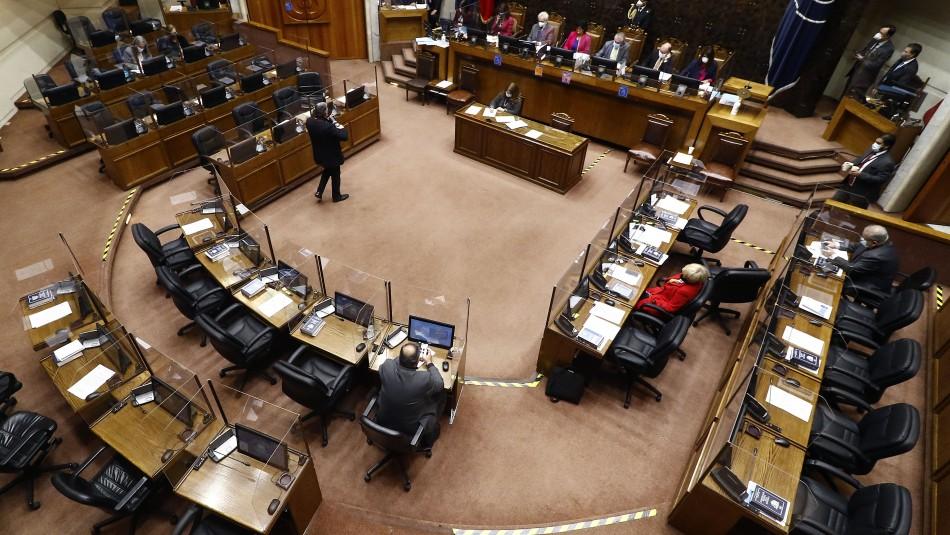 Tercer retiro del 10%: Senado sesionará todo el día jueves y hasta su total despacho