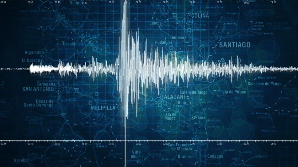 La seguidilla de temblores registrados en la zona central de Chile