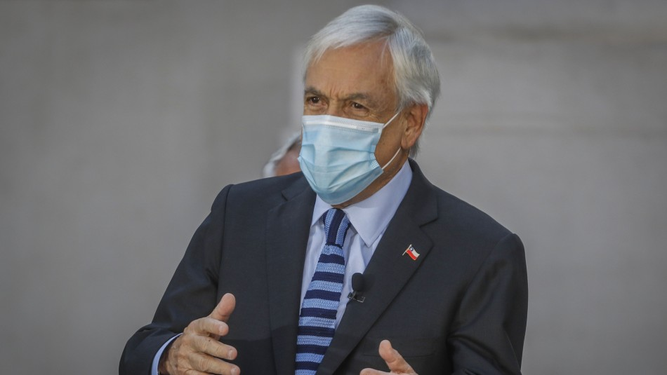 Presentarán acusación constitucional contra Presidente Piñera.