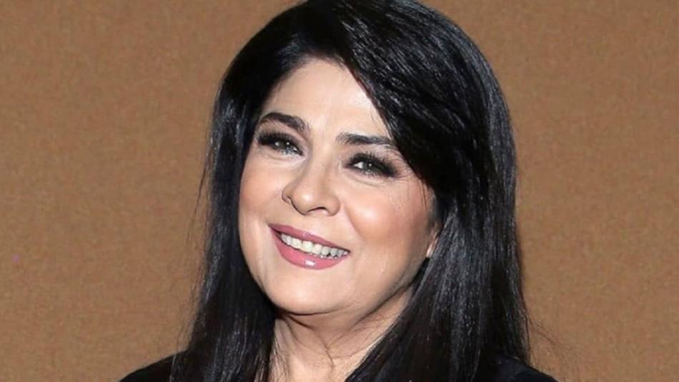 Victoria Ruffo luce irreconocible: Se mostró sin maquillaje y con su cabello lleno de canas