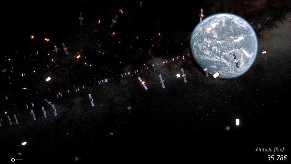 Millones de objetos en órbita: ¿Es peligrosa la basura espacial para las personas en la Tierra?