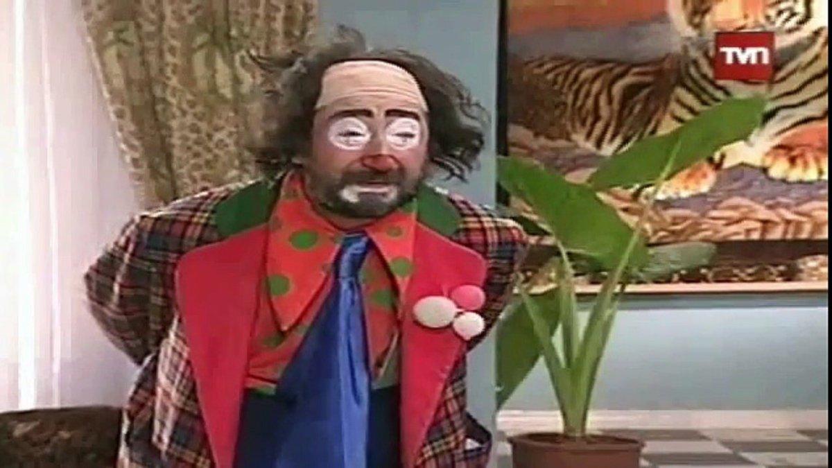 José Soza en El circo de las Montini