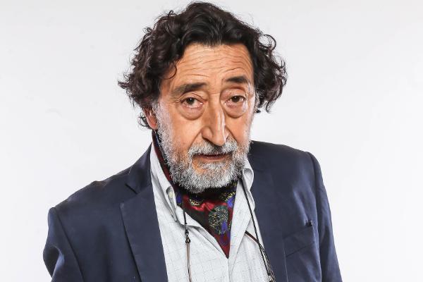 José Soza en Amor a la Catalán