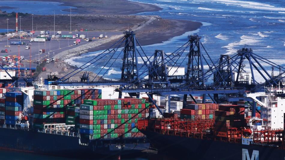 Unión Portuaria anuncia paralización por requerimiento al TC por tercer 10%