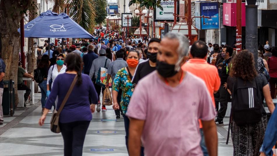 Plan Paso a Paso: Conoce las 18 comunas que cambian de fase este jueves 22 de abril
