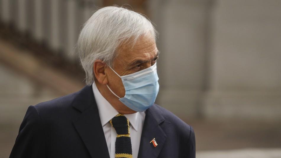 Este viernes se presentaría el borrador de la posible Acusación Constitucional contra Piñera