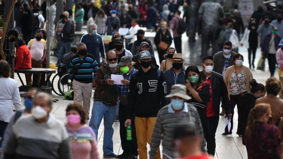 Cambios en Plan Paso a Paso: Las comunas que salen de cuarentena este jueves 22 de abril