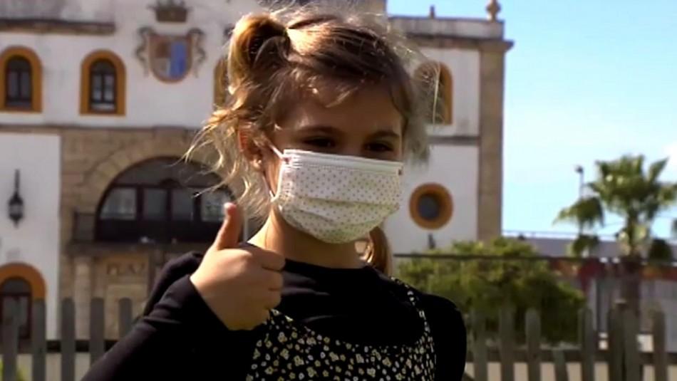 Una niña de siete años salva a su madre de morir tras sufrir una baja de azúcar