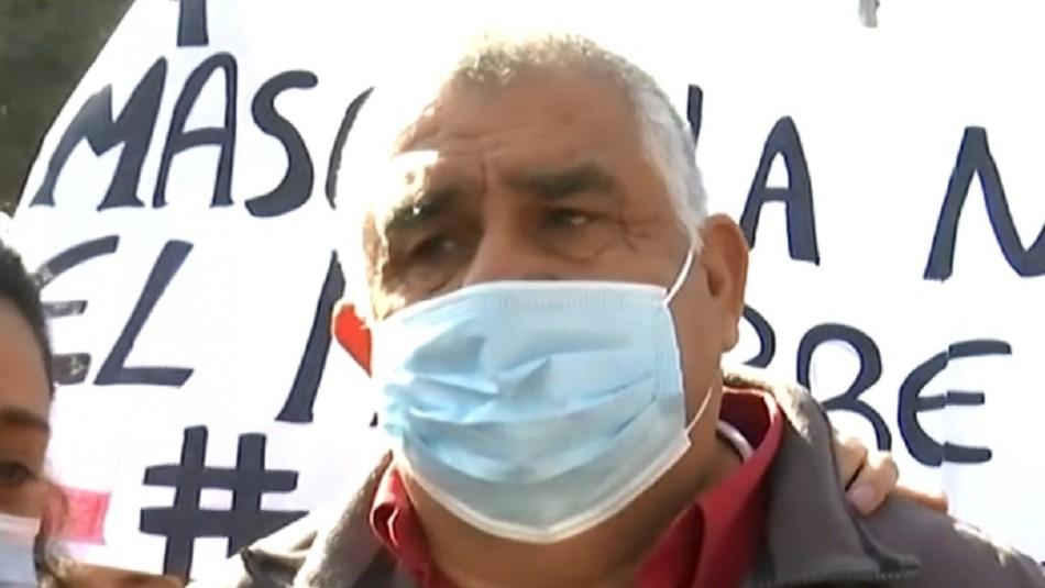 Vecino de La Pintana hace llamado a Piñera por tercer retiro: