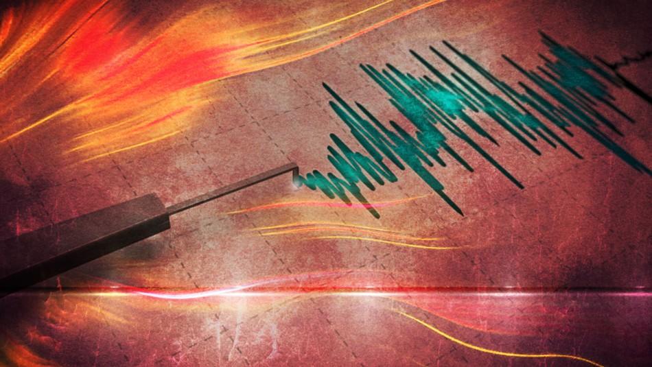 Este jueves se han registrado más de una docena de temblores en la región de O'Higgins