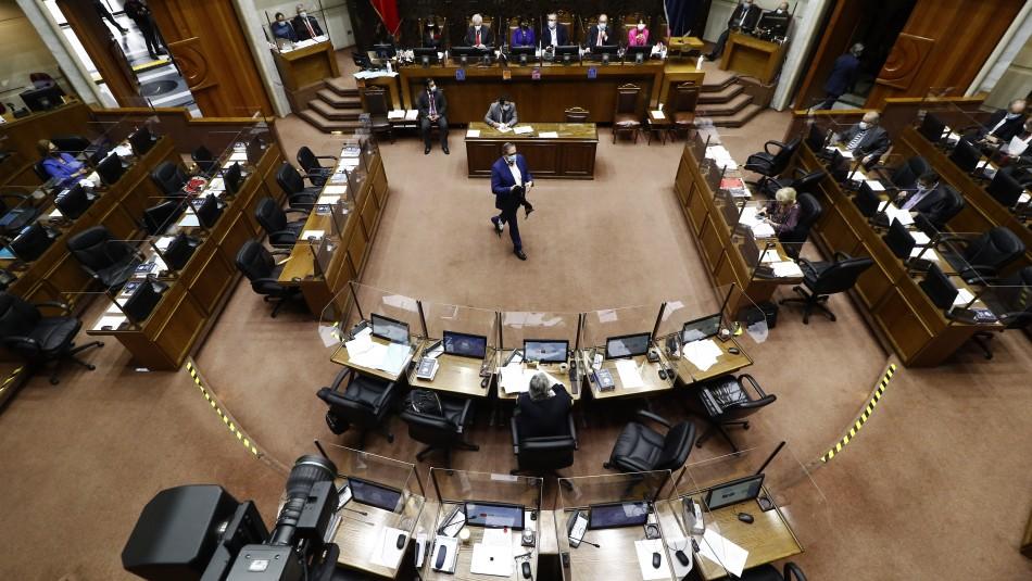 Tercer retiro del 10%: Senado aprueba el proyecto y vuelve a la Cámara de Diputados