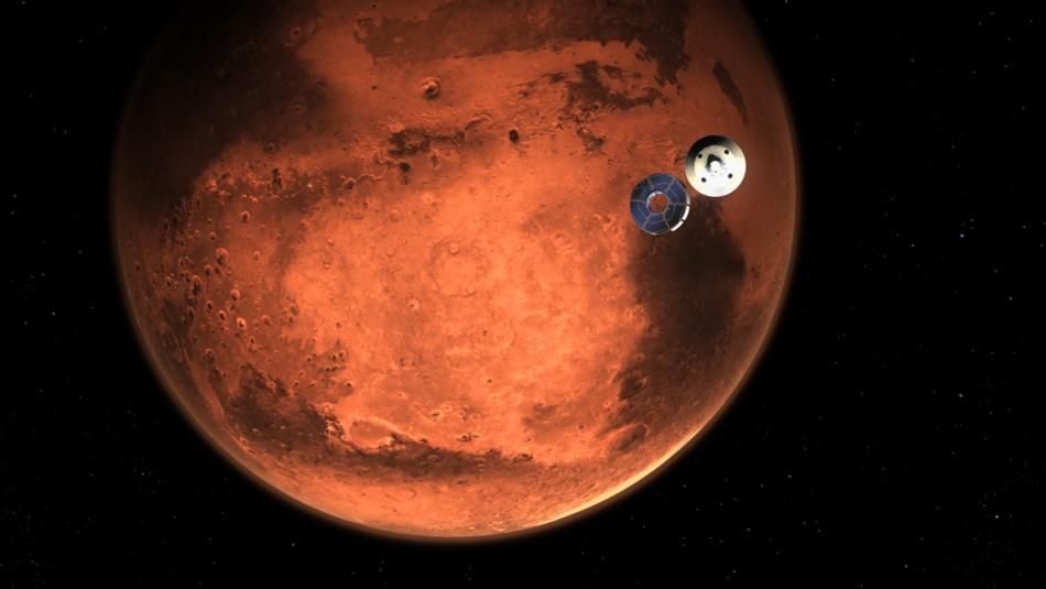 Cuando la ciencia ficción se vuelve realidad: NASA logró crear oxígeno en Marte
