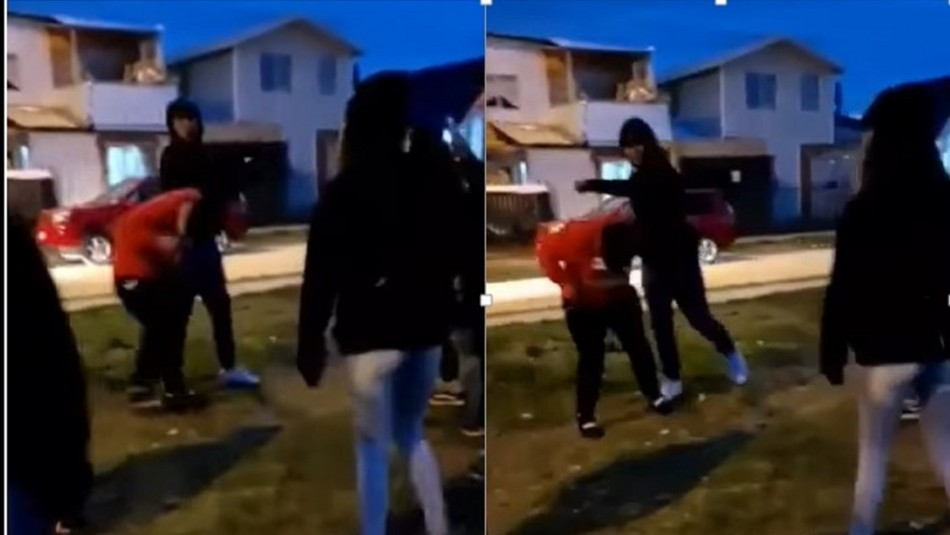 Brutal golpiza a adolescente en Puerto Natales: Investigan posible ataque lesbofóbico