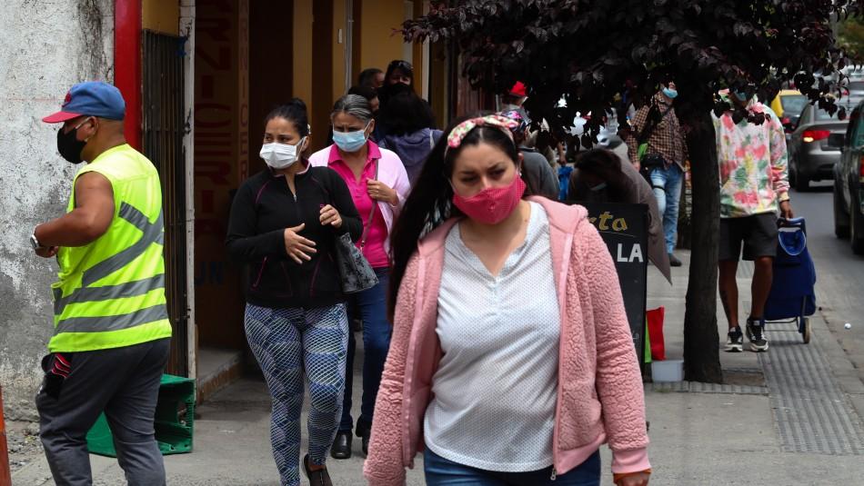 Cambios en Plan Paso a Paso: Las comunas que salen de cuarentena este lunes 26 de abril
