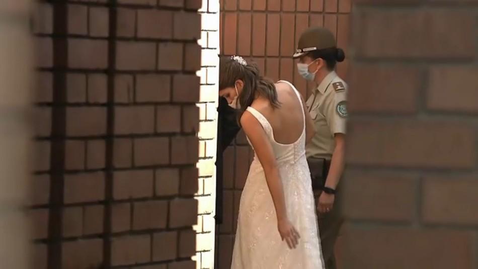 Matrimonio en Las Condes: ¿por qué detuvieron a novios, cura y asistentes?