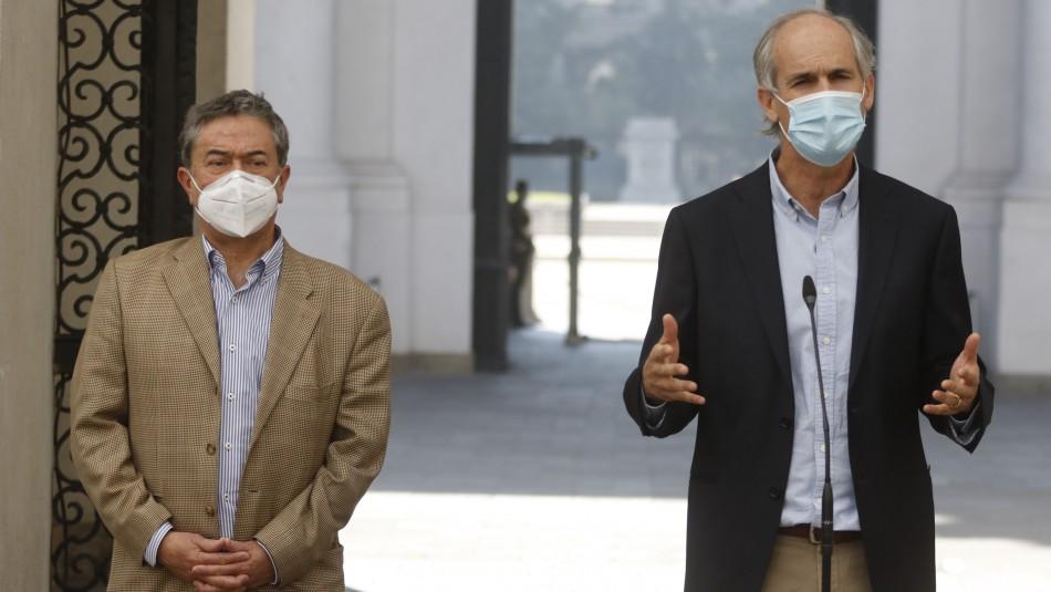 Tercer retiro: Líderes de Chile Vamos se reúnen con Piñera y esperan pronto