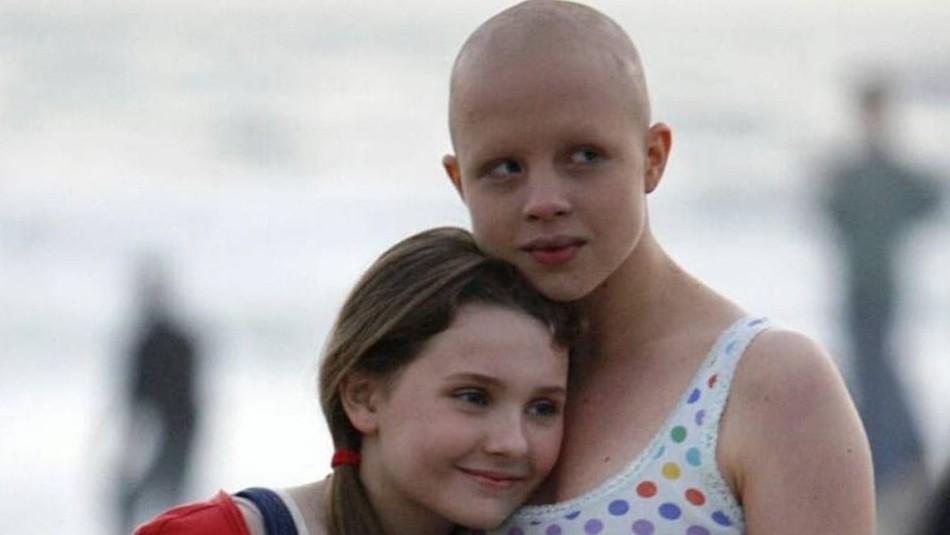 A 12 años de su estreno: Así luce la niña con cáncer de la película