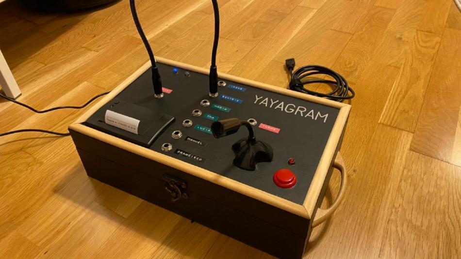 Yayagram: Ingeniero crea un aparato para que su abuela de 96 años le envíe mensajes en Telegram