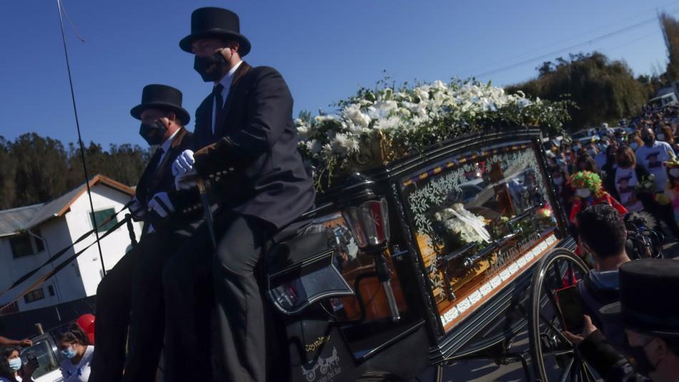 Tomás Bravo: Se realizó funeral del niño con masivas muestras de cariño y pedidos de justicia