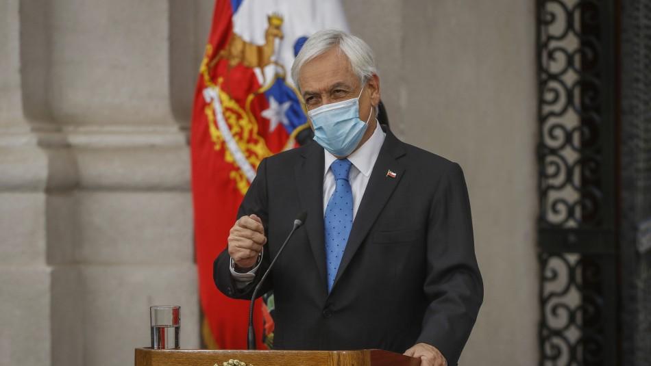 Aprobación del Presidente Piñera llega al 9%: El nivel más bajo de su segundo gobierno