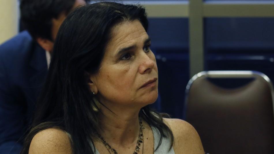Diputada Ximena Ossandón y tercer retiro: