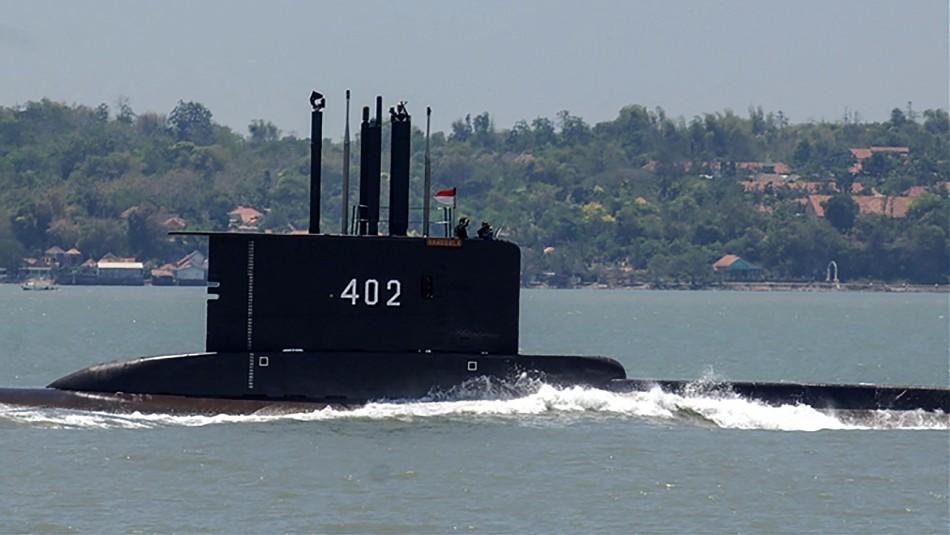 No hubo sobrevivientes: Encuentran submarino desaparecido en Indonesia
