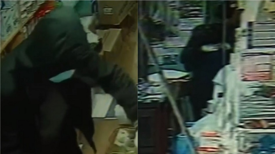 Mujer abrazó a asaltante y evitó robo de su local en la comuna de Collipulli